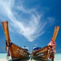 2 boats :: Yury Barsukoff