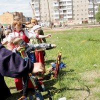 Полет стрелы к цели :: Риф Сыртланов