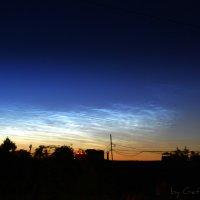 Рассвет в три часа ночи. :: Дмитрий Гецеров