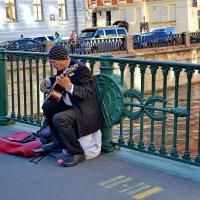 Музыкант. :: Константин Иванов