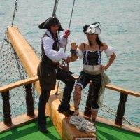 Пираты Черного моря :: Любовь Крымова