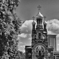 Церковь Всех Святых в Красном Селе :: Pavel Stolyar