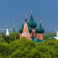 Ярославль, церковь Михаила Архангела :: Илья Бесхлебный
