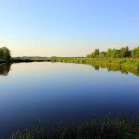 Озеро :: Таня Смирнова