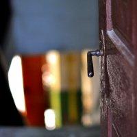 Дверь в :: Ольга Мальцева