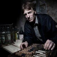 из-под шампанского не берём! :: Дмитрий Багдасарьян