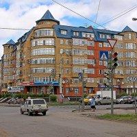 Омск. Пересечение улиц Декабристов и 10 лет Октября. :: Лилия *