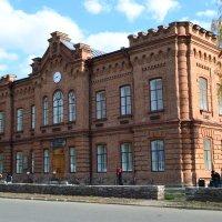 Музей им. Н.М.Мартьянова. :: юрий Амосов