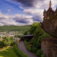 Вид с замка Райхсбург :: Андрей Бойко
