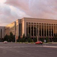 здание МВД в Ташкенте :: Татьяна