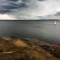 Storm`s coming :: Светлана Белова (Груздева)