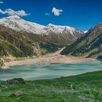 Алма-Атинское озеро :: Алексей Кудрявцев