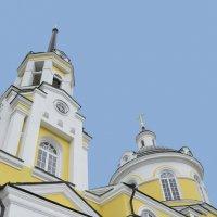 Церковь :: Алексей Селиванов
