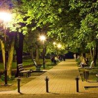 Вечерний парк :: Юра Петренко