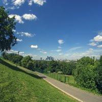 Городской пейзаж :: Алексей Соминский