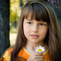 маленькая Карина :: Катя Kирильчик