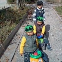 дети гор... :: ОЛЕЧКА ЛАЗАРЕВА