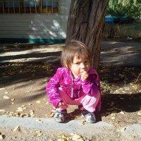 киргизские дети.... :: ОЛЕЧКА ЛАЗАРЕВА