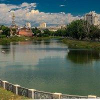 Хранитель реки. :: Игорь Найда