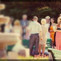 Чужая свадьба :: Александр Кузин