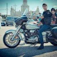Байкер New Wave :: Олег Ионичев