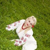 А сорочка мамина серцю мила.. :: Юлия Коноваленко (Останина)
