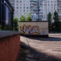 Графити :: Дмитрий Краков