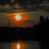 Утро в городе :: Анна Кравченко