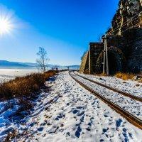 Кругобайкальская железная дорога :: Антон Лопуховский