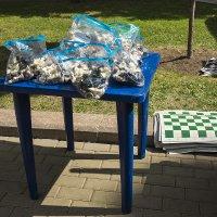 Запах шахмат :: Андрей Шаронов