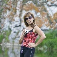 Фотосессия на Чусовой... :: игорь козельцев