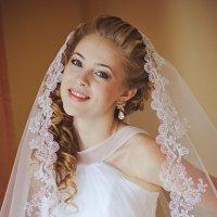 Улыбка невесты :: Алена Кобелева