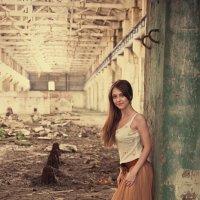 Провинциальные окраины :: Женя Рыжов