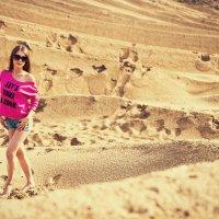 Пески :: Женя Рыжов