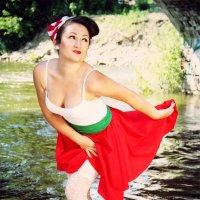 В стиле Pin-Up :: Nataliya Belova