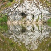 Отражение трех пещер :: Стил Франс