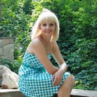 девушка в голубом платье - 1 :: Александр Яковлев  (Саша)