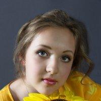 маленькое солнышко :: Ольга Захарова