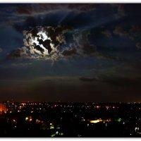 Взрыв Луны :: Александр Гапоненко