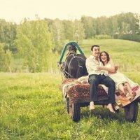 Жених да невеста :: Ольга Шеломенцева