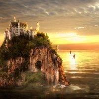 Сказочный замок :: Татьяна