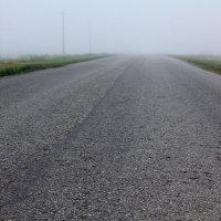 В туман :: Юрий Морозов