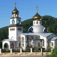 Храм Всех Святых г.Междуреченск, Кемеровская область :: Светлана Ковалева