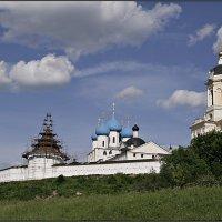 Высоцкий мужской монастырь. :: Александр Иванов