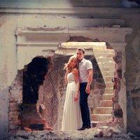 Старый камин. :: Александра Ермишова