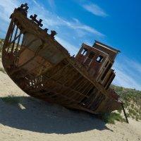 Кладбище кораблей :: Александр Ан