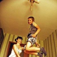 прыжок :: Оля Дубровкина