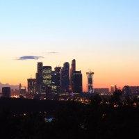 Москва СИТИ :: Roman Pautov