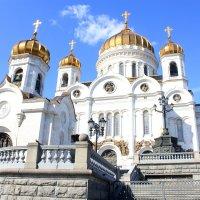 Храм Христа Спасителя :: Roman Pautov