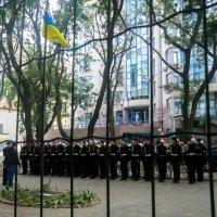 Одесса. Почетный караул. :: Сергей Рубан